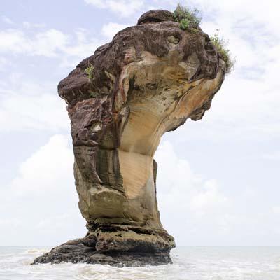 Bako Park Sea Stack
