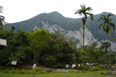 Ausblick von Camp 5