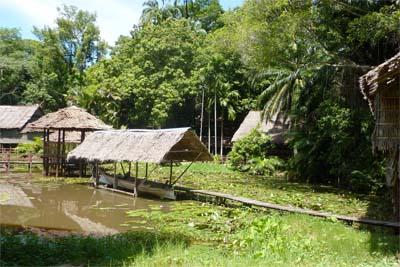 KK - Heritage Village im Sabah Museum