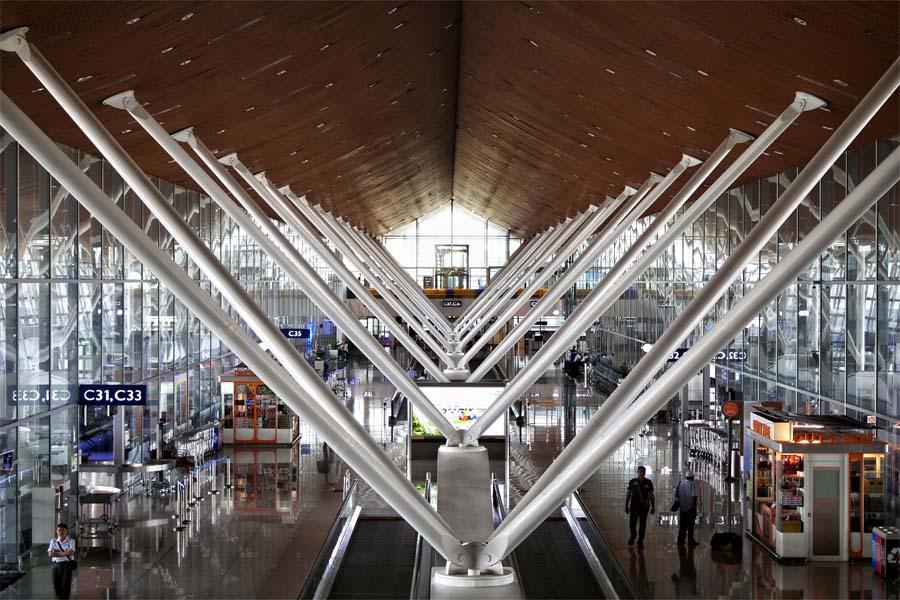 Günstig nach Borneo fliegen über KUL
