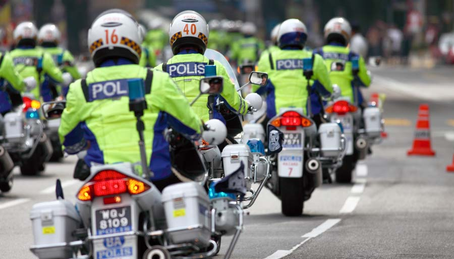 Sicherheit in Malaysia