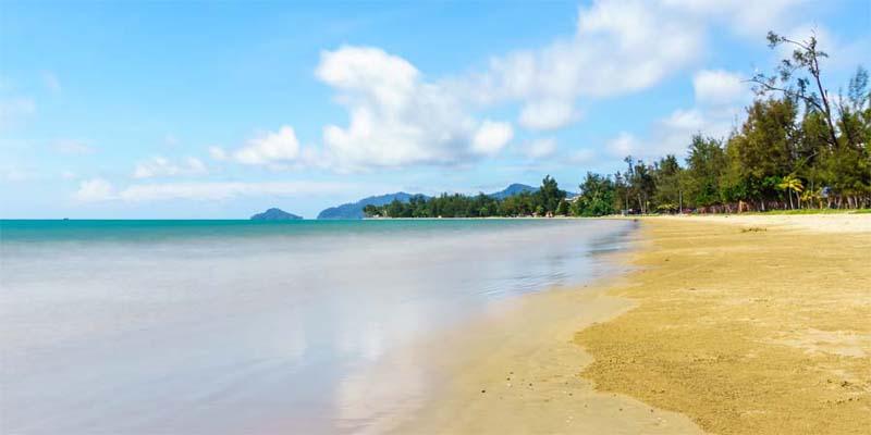 Borneo Strand - Tanjung Aru