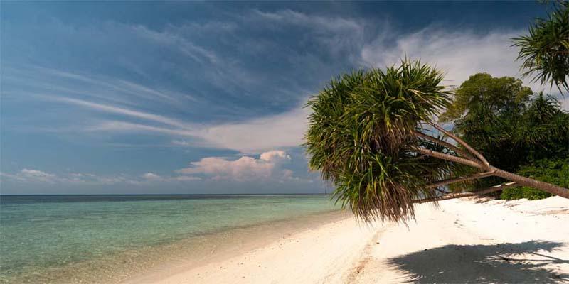 Borneo Strandurlaub auf Lankayan