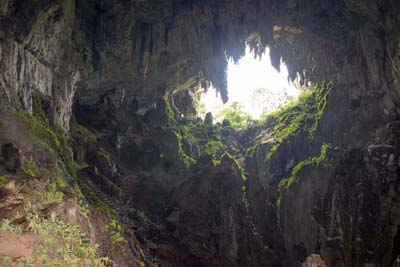Fairy Cave Bau Sarawak