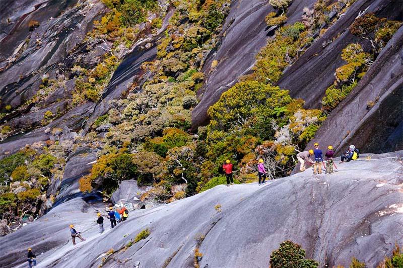 Mount Kinabalu besteigen