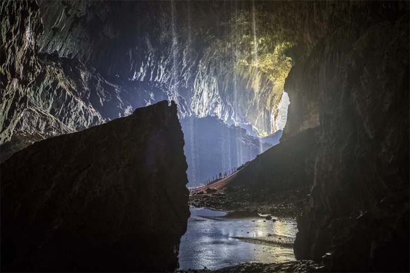 Mulu Nationalpark Deer Cave
