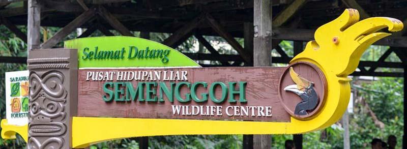Schild Semenggoh Wildlife Centre
