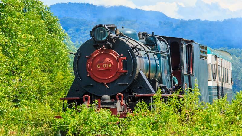 Sehenswürdigkeit North Borneo Railway